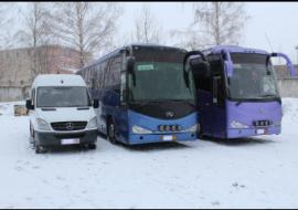 Аренда автобуса Богатырь