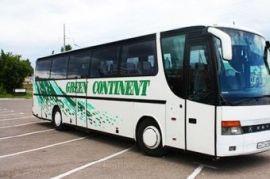 Аренда автобуса с водителем Подольск