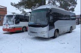 Пассажирские перевозки, автобус 49 мест Сочи