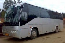 Аренда автобусов Маккавеево