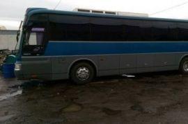 Перевозка людей на автобусе Mercedes Ачикулак