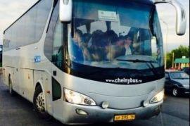 Заказ автобуса Старая Торопа
