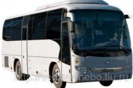 Автобус Микроавтобус Такси аренда с водителем