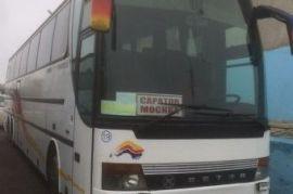 Перевозка людей на автобусе ПАЗ