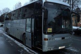 Туристический автобус Mersedes 50 мест Яхрома