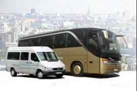 Аренда автобуса ПАЗ или микроавтобуса Екатеринбург
