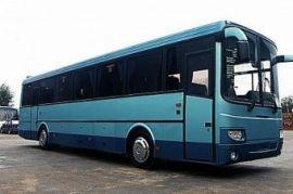 Перевозка людей на автобусе Аврора 4238 Тяжинский