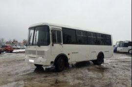 Кия грандбирд и Ford Transit Хатуей