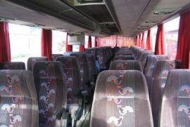 Аренда автобусов Higer 2014 г. (47 мест) Исеть