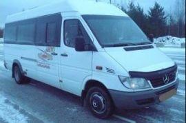 Заказ аренда микроавтобуса Лососина