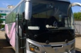 Перевозка людей на автобусе ПАЗ 4234 Губкинский