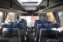 Пасажирські перевезення 33 міcць автобус Пено