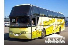 Заказ комфортабельных микро автобусов Сулея