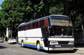 Аренда автобусов от 11 до 50 мест Экимчан