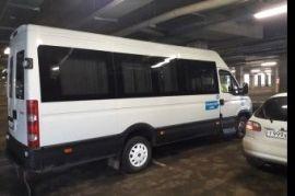 Заказ автобусов для сотрудников Джигинка
