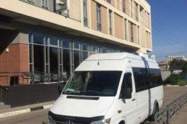 Аренда автобусов Красноярск