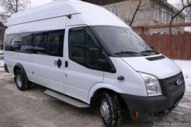 Водитель со своим Автобусом Жуковский