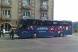 Аренда*заказ автобуса пассажирские перевозки Шадринск
