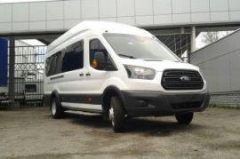Заказ автобуса SETRA 2000 года выпуска Байкит
