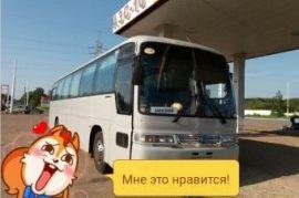 Перевозка пассажиров. Заказ, аренда автобуса. Ханты-Мансийск