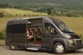 Аренда автобуса Ford Transit Коржевский