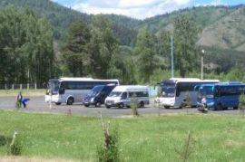 Аренда микроавтобуса 16мест Казачинское