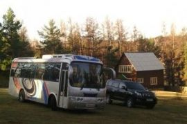 Автобус в аренду Новый Городок