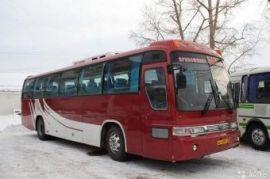Автобусы туристические на заказ