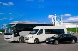 Заказ автобуса, пассажирские перевозки Баган