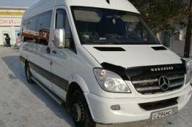 Пассажирские перевозки на автобусах Mercedes Псков