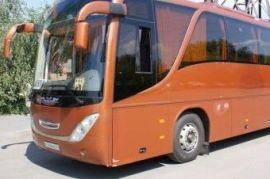 Заказ автобусов в Тосно Тосно