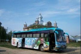 Заказ автобусов для сотрудников Автуры