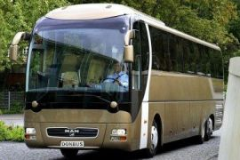 Автобус заказной Стрелецкое