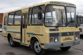 Перевозка людей на автобусе КАВЗ Чусовой