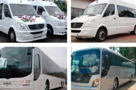 Аренда автобусов (43 посад места) в Москве и области Киясово