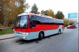 Автобус Иркутск Иркутск