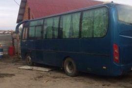 Аренда автобуса с водителем Хабаровск