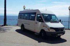 Заказ автобуса Усть-Чарышская Пристань