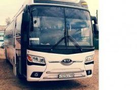 Аренда - заказ автобуса Петропавловка