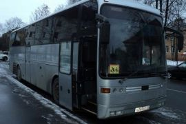 Аренда автобуса Краснооктябрьский