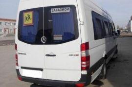 Перевозка людей на автобусе Neoplan