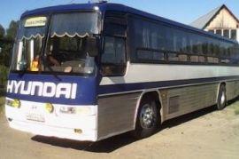 Аренда автобуса, заказ микроавтобуса в Анапе Темрюк