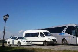 Заказ микроавтобуса для перевозки людей Ford Транз Сунжа
