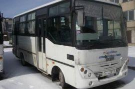 Заказ автобуса Киа Гранбирд для детей Аушигер