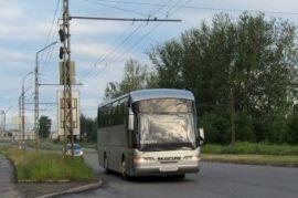 31 местный туристический автобус Ярославль