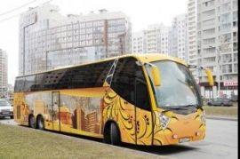 Аренда автобуса Hyundai aero town Самашки