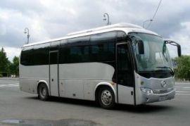 Пассажирские перевозки на комфортабельном автобусе Анастасиевская