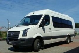 Перевозка людей на автобусе Ивека IRISBUS 391 Воздвиженка