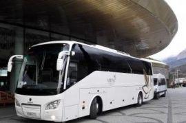 Автобус Москва Тбилиси Петрокаменское