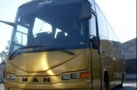 Перевозка людей на автобусе ПАЗ Краснозатонский